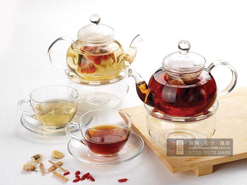 茶产品拍照