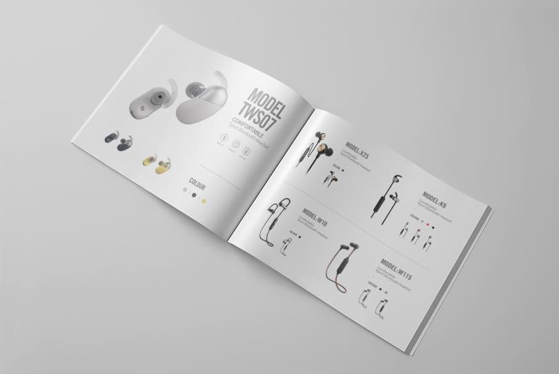 宝安画册设计