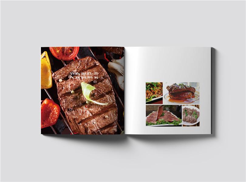 深圳食品画册设计