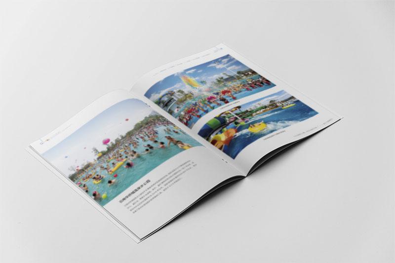 水处理画册设计