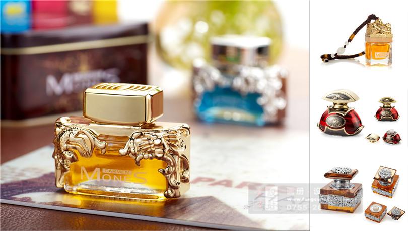 汽车香水产品拍照
