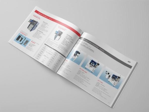 产品画册设计特点