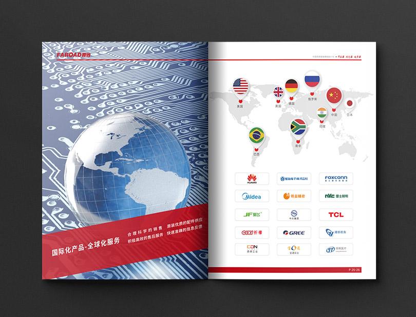 企业画册设计