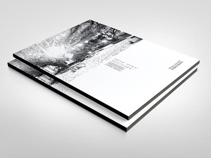 园林画册设计